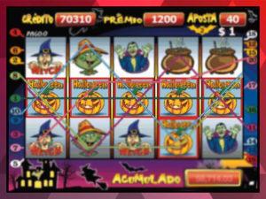Halloween Bônus Abóboras