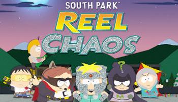 South Park Reel Chaos Vídeo Caça-Níquel