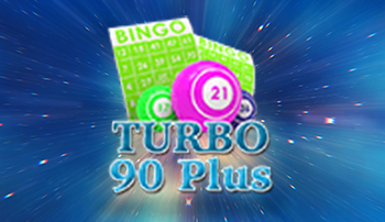 Turbo 90 Plus Bingo