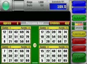Bingo Nine Balls 75 Imagem do Jogo_