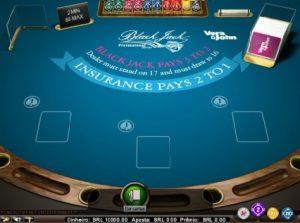 Blackjack Pro Imagem do Jogo