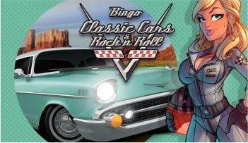 Classic Cars Deluxe Vídeo Bingo