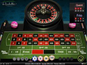 European Roulette Imagem do Jogo