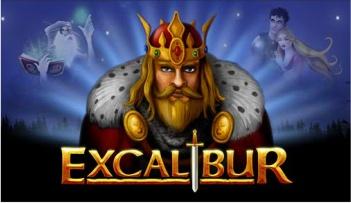 Excalibur Vídeo Caça-Níqueis