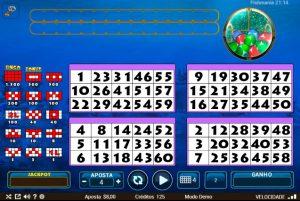 Fishmania Vídeo Bingo Imagem do Jogo