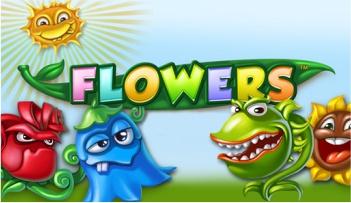 Flowers Vídeo Caça-Níqueis