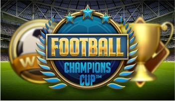 Football Champions Cup Vídeo Caça-Níqueis