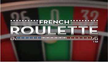 French Roulette Roleta