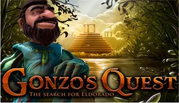 Gonzo's Quest Vídeo Caça Níquel