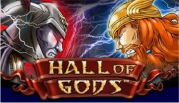 Hall of Gods Vídeo Caça Níquel