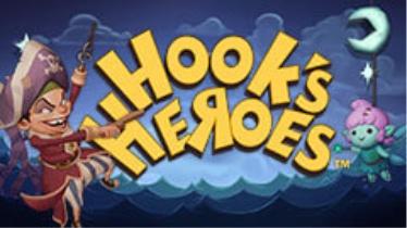 Hooks Heroes Vídeo Caça Níquel