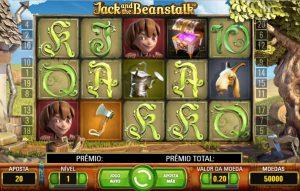 Jack and the Beanstalk Vídeo Caça Níquel Imagem do Jogo