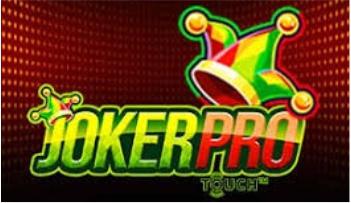 Joker Pro Vídeo Caça Níquel