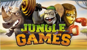 Jungle Games Vídeo Caça Níquel