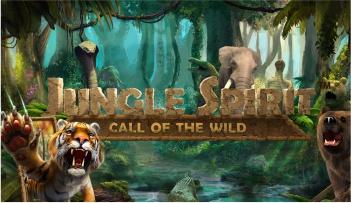 Jungle Spirit Call of the Wild Vídeo Caça Níqueis