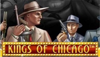 Kings of Chicago Vídeo Caça Níquel