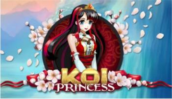 Koi Princess Vídeo Caça Níquel