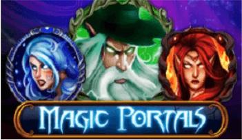 Magic Portals Vídeo Caça Níquel