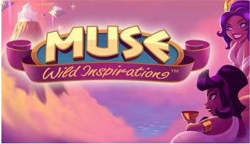 Muse Wild Inspiration Vídeo Caça Níquel