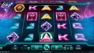 Neon Staxx Vídeo Caça Níquel Imagem do Jogo