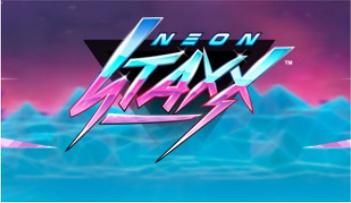 Neon Staxx Vídeo Caça Níquel