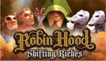 Robin Hood shifting riches Vídeo Caça Níquel