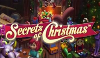 Secrets of Christmas Vídeo Caça Níquel