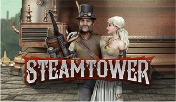 Steam Tower Vídeo Caça Níquel