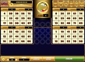 Super Flex Bingo Vídeo Bingo Imagem do Jogo