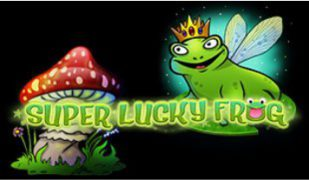 Super Lucky Frog Vídeo Caça Níquel