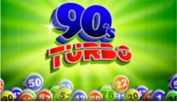Turbo 90 Plus Vídeo Bingo