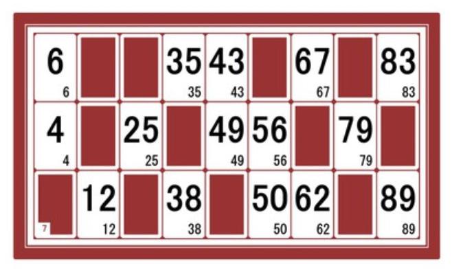 cartela bingo 90 bolas