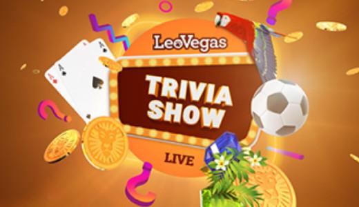 Leo Vegas Trivia Bonus