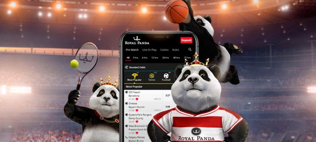 Royal Panda Bônus